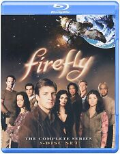 Firefly:The Complete Series Nathan Fillion (NR) (20th Century Fox) [Blu-ray] BAM