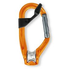 Petzl ROLLCLIP pulley carabiner non locking With CAPTIV  great for rescue 2016