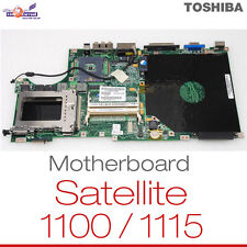 SCHEDA MADRE NOTEBOOK TOSHIBA SATELLITE 1100 1115 K000000480 NEW 036