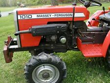 Massey Ferguson 1010 & 1020 Compact Tractor Workshop Manual