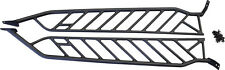 Skinz Air-Frame Running Boards Flat Black Ski-Doo Summit XP Models 08-13