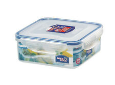 Lock & Lock 870ml Square Food Storage Container Plastic Box BPA Free Kitchen