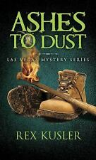 Ashes to Dust (Las Vegas Mystery)-ExLibrary