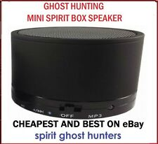 GHOST PSB7 PREMIUM PARANORMAL SPEAKER SPIRIT EVP BOX RECORDER EQUIPMENT HUNTING