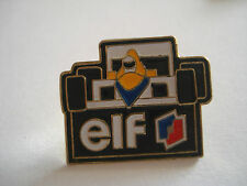 PINS RALLYE COMPETITION FORMULE 1 F1 TEAM ELF