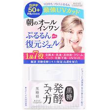 Kose Japan Black Sugar Ferment Extract 7-in-1 Moisture Gel Cream (90g/3oz) SPF50