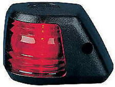 Port Red Side Mount Bow Navigation Light for Boats - 1 Mile