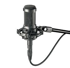 Audio Technica Cardioid Condenser Microphone with Switch, AT2035, Brand New