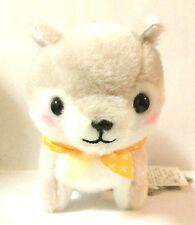 Mameshiba Sankyoudai: Homestay Plush by AMUSE (Alpacasso manufacturer)