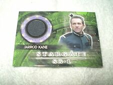 Stargate Costume Card Don Matthew Bennett as Jarrod Kane