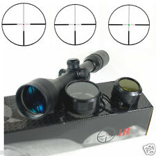 GAMO VE 3-9X50IR WR Sporter Tactical Rifle Scope Sniper Gunsight Hunting Scope