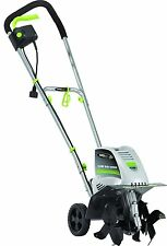 Earthwise TC70001 120 V Electric TILLER, 11 Inch Dual 4 Blade GARDEN CULTIVATOR