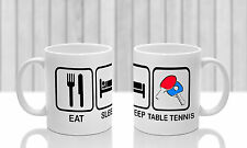 Table tennis Mug. Ideal gift for Table tennis player.