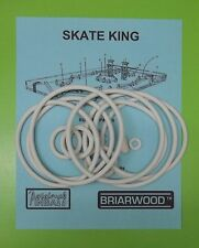 Briarwood Skate King pinball rubber ring kit