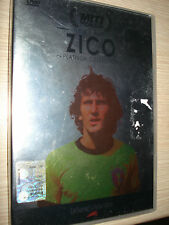 DVD N°8  I GOL E LE MAGIE DI ZICO I MITI DEL CALCIO PLATINUM COLLECTION