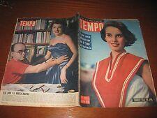 TEMPO 1954/27=ITALIAN MAGAZINE=LUCIA BOSE' COVER=