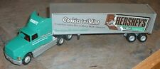 Hershey Cookies & Mint Candy Bar '93 Winross Truck