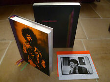 CLASSIC HENDRIX DELUXE SIGNED BOOK GENESIS PUBLICATIONS JIMI HENDRIX EXPERIENCE