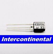 50pcs DIP Transistor BC337-25 BC33725 PHILIPS TO-92