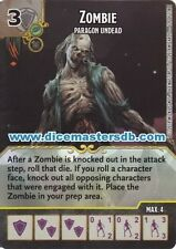 Zombie Paragon Undead #120 - Dungeons & Dragons Battle for Faerun - Dice Masters