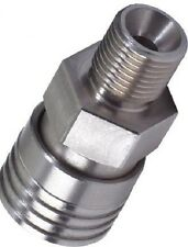 FILLER COUPLING FEMALE (UNIVERSAL) STAINLESS STEEL