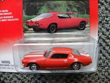 1970 1/2 CHEVY CAMARO RS/Z28   2002 JOHNNY LIGHTNING CAMARO SS 35TH ANNIV.  1:64