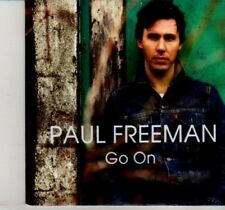(DI245) Paul Freeman, Go On - 2012 DJ CD
