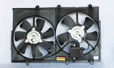 2003-2006 Outlander Radiator Condenser Cooling Fan Assembly