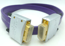 WireWorld UltraViolet 5.2 DVI Digital Cable 2 meter DVI-D to DVI-D Wire World