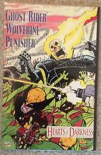 Ghost Rider Wolverine Punisher Hearts of Darkness    VF