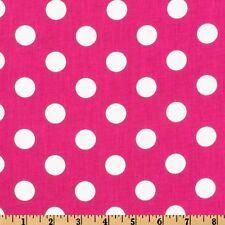 """100 Polka Dot Shiny Satin Chair Sashes Bows 6""""x108"""" 6 Colors Wedding Party Dots"""