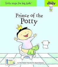 Prince of the Potty Little Steps for Big Kids: Now I'm Growing