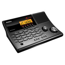 Uniden BC365CRS 500-Channel Scanner w/AM-FM Clock Radio & Weather Scan