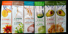 Montagne Jeunesse *Face Food* Face Masks 10 Packs - Set of 5