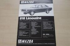 179765) Mazda 818 Prospekt 197?
