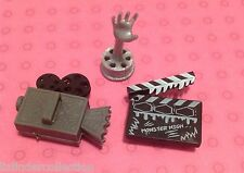 MONSTER HIGH ~ Elissabat Honey Swamp Frights MOVIE CAMERA AWARD BOARD ACCESSORY