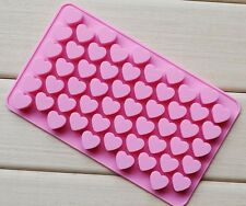 55 heart-shaped mould to make candy mold chocolate brown sugar and ice mold