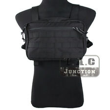 Emerson Tactical Combat Chest Recon Kit Bag Multi-Purpose Concealed Carry Pouch