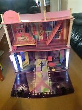 SYLVANUS TOWN, FASHION MANSION DOLL HOUSE, (Personalised)