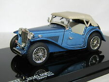 VITESSE MG TC CLIPPER BLUE 1/43 MODEL CAR 29161