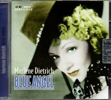 MARLENE DIETRICH - BLUE ANGEL - CD (COME NUOVO)