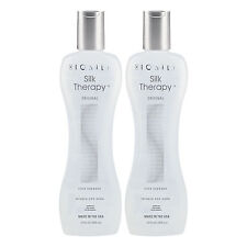 2 Biosilk Silk Therapy Original Cure Serum 12 OZ [PACK OF 2]