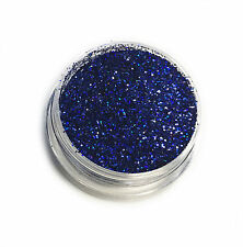 Good Night Saphire Blue Crystal Laser Eye Shadow Glitter Body Face Nail Make-Up