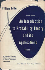 An Introduction to Probability Theory and its Applications Volume 1 by Feller