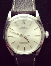 Beautiful Vintage ROLEX OYSTER PERPETUAL 1002; Automatic Cal 1560 Movement.