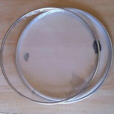 Remo Branded Snare Reso Batter Drum Head Skin for evans cymbal kit stand custom0