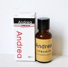 Andrea Hair Growth Essence Hair Loss Treatments ginger genseng raise dense hair