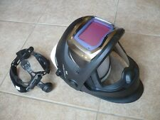 3M Speedglas 9100XX SW FX Darkening Helmet w/ Side-Windows Hornell Speedglass