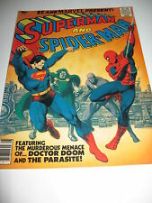 Marvel Treasury Edition #28 - Superman & Spiderman