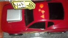 Mad Machine Autoblazer Red Car w/Yellow Flames Sound & Light Effects ages 3+ New